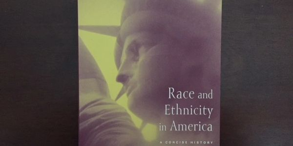 the book Race and Ethnicity in America