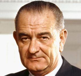 the play about LBJ What It Takes to Get Things Done in Washington