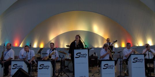 Simply Swing, Jazz, Big Band, Wedding Band, Enteretainment, Swing Orchestra, Live Dance Music, Band
