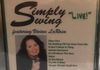Simply Swing LIVE! CD.
