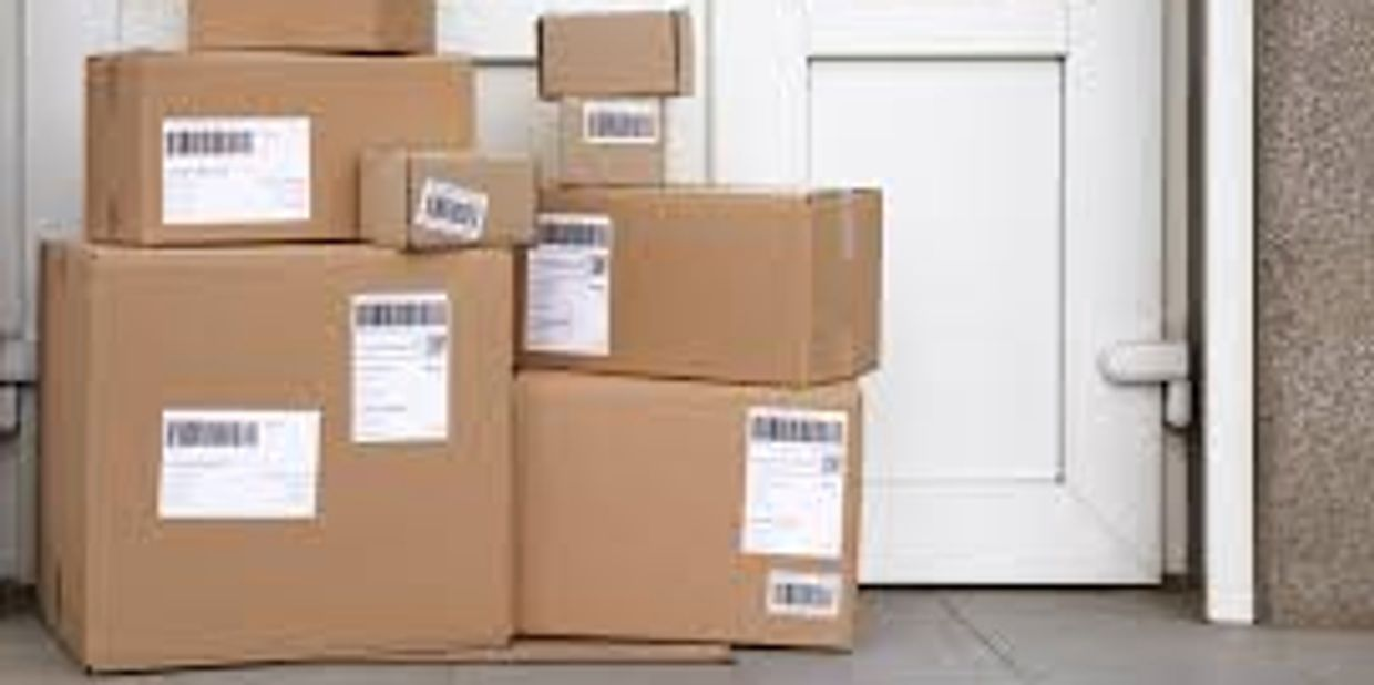 Important information on Shipping and Porch Pirates.