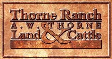 A W Thorne Land and Cattle, Inc.
