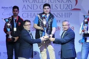 Chess Maghsoodloo World Junior Championship