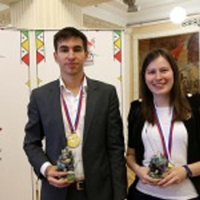 Russian chess champions 2018