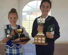 moncton highland games dance competition award trophy winners