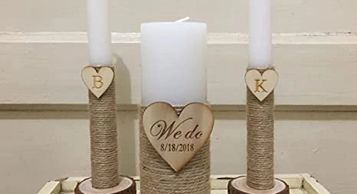 Unity Candle ceremony by Michael Rye, Your Wedding Officiant