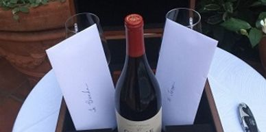 Wine Box Ceremony performed by Michael Rye - Your Wedding Officiant