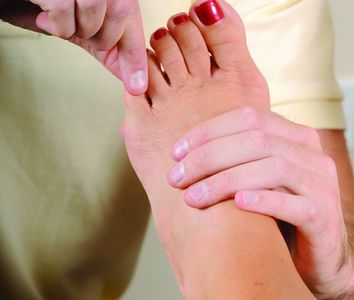 Reflexology, holistic treatment, hand massage, foot massage