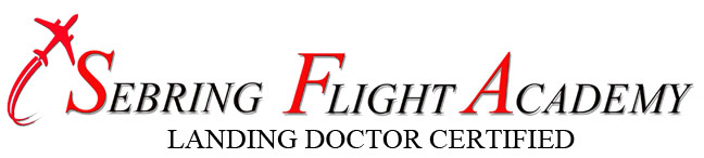"Sebring Flight Academy ""Landing Doctor Certified"""