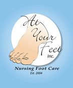 At Your Feet Inc.  Nursing Foot Care