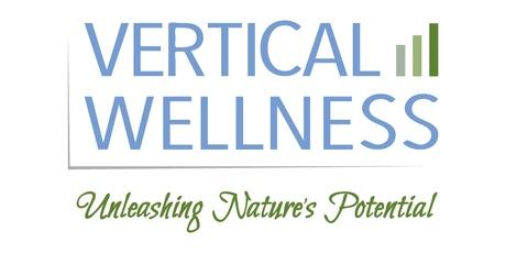 Vertical Wellness Logo