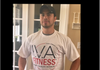 Fitness Trainer Jay Supporting I.V.A