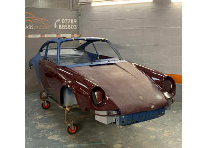 Porsche 911T ready for restoration by ChasingCarsUK