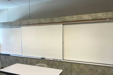 KD Specialty installs whiteboards in California.  Dealer and supplier of whiteboards.