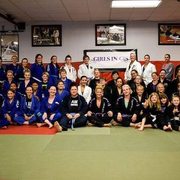 Brazilian Jiu Jitsu & Self-defense