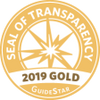 Brian Callies Foundation - Saving Lost Kids GuideStar 2019 Gold Seal of Transparency
