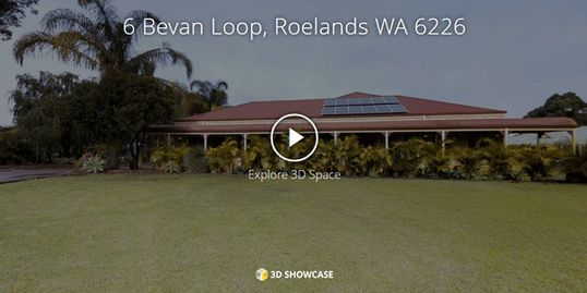 Plan 2 Move 3D Showcase Virtual Tour of Property for Sale at Meadow Landings near Bunbury WA