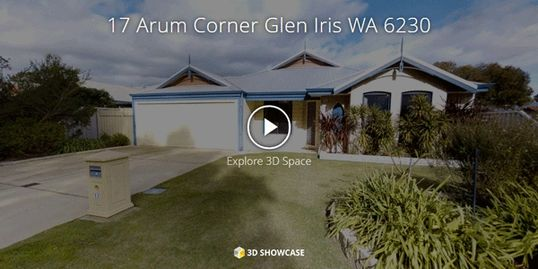 Plan 2 Move 3D Showcase virtual tour in Glen Iris Bunbury