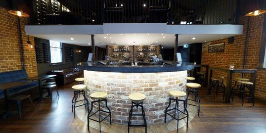 3D Showcase Virtual Tour of Sala Wine Lounge Bunbury WA. Hospitality