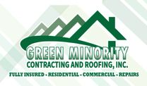 Green Minority Contracting and Roofing, Inc.