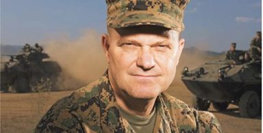 Major General Michael Lehnert, 2006