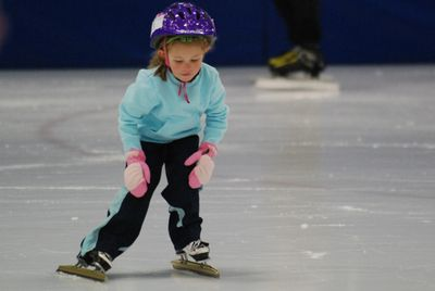 Colorado Gold Speedskating welcomes skaters of all ages and abilities