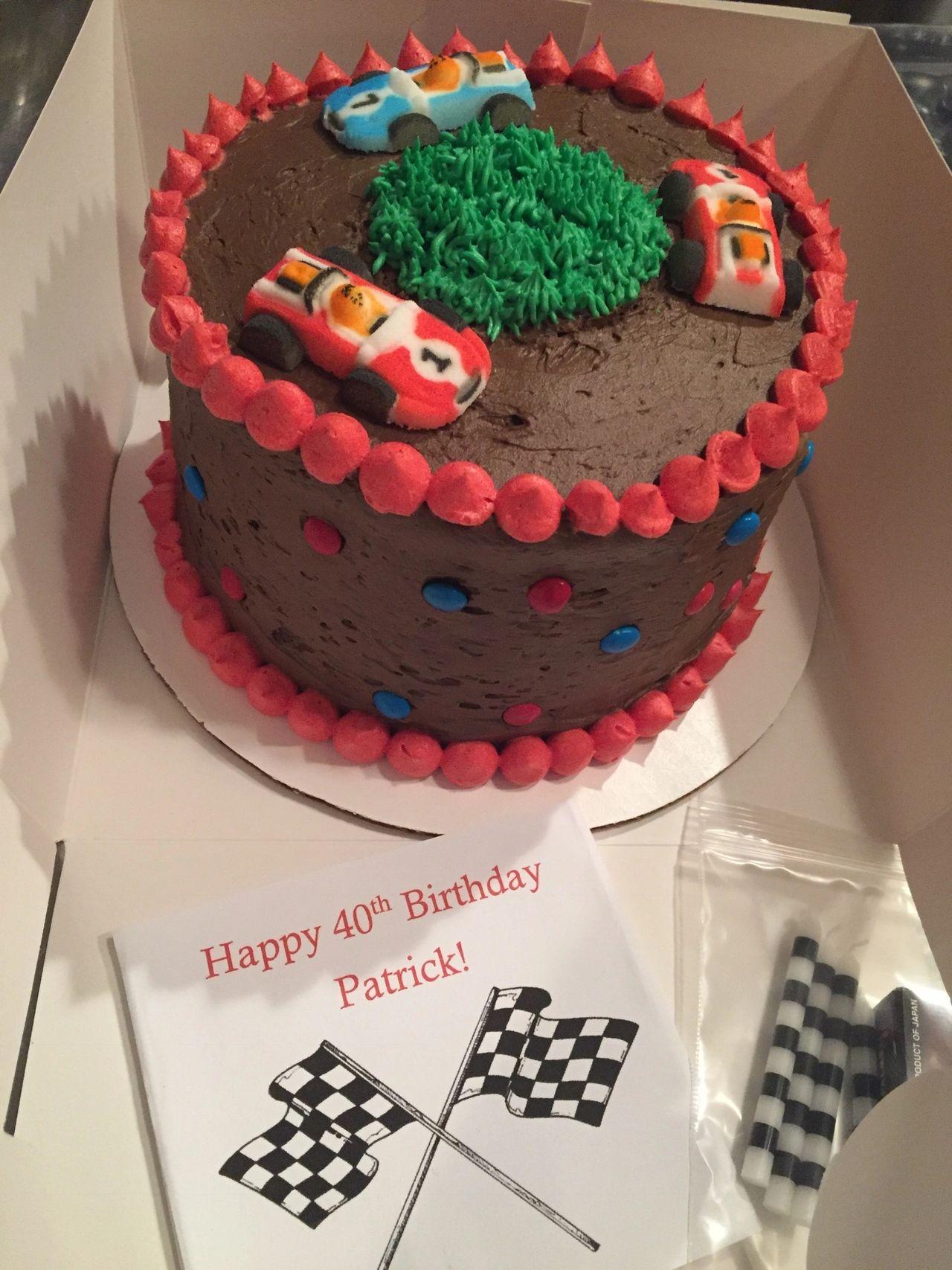Phenomenal Patricks Birthday Cake Personalised Birthday Cards Cominlily Jamesorg