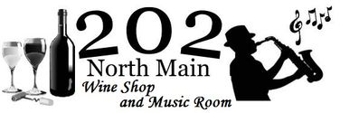 202 North Main St. Fine Wines & Music Room