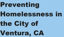 Preventing Homelessness in the City of Ventura, CA