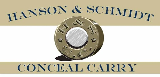 Hanson and Schmidt Conceal Carry