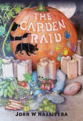 The Garden Raid front cover