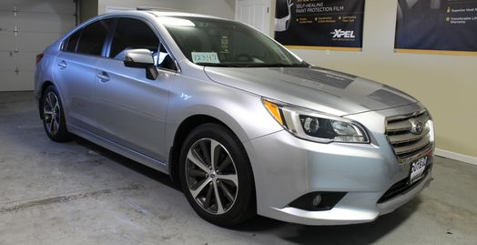 Subaru Legacy Window Tint