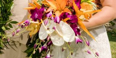 Gay Wedding Flowers Hawaii, Gay Wedding Flowers Oahu, Gay Wedding Flowers Waikiki, Wedding Florists
