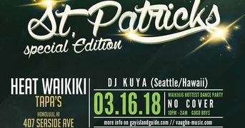St. Patrick's Day Hawaii, St. Patrick's Day Block Party, Honolulu, Hawaii, St. Patrick's Day Events
