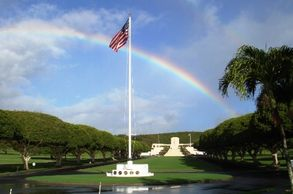 National Memorial Cemetery of the Pacific, Punchbowl Cemetery, Punchbowl, Gay Military, Gay Hawaii