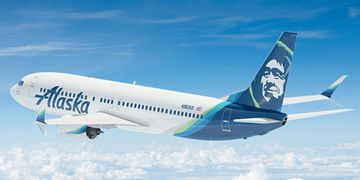 Alaska Airlines, Gay Friendly Airlines, Alaska Air Gay Travel, Gay Airlines