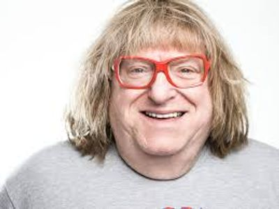 Bruce Vilanch at Honolulu Pride