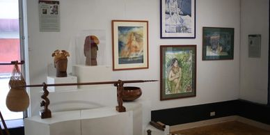 Arts at Marks Garage, Hawaii Art Gallery, LGBT Art, Honolulu Art Gallery