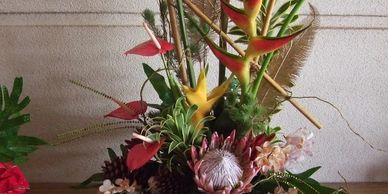 Waikiki Florist, Honolulu Florist, Oahu Florist, Hawaii Florist, Gay Florist, Tropical Flowers, Gay