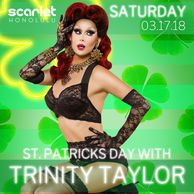 St. Patrick's Day Honolulu, Hawaii Events, Trinity Taylor, Scarlet Honolulu, Downtown Honolulu