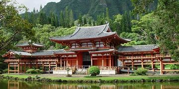 Byodo-In Temple, Valley of the Temples, Oahu Sightseeing, LGBT Hawaii Sightseeing, Gay Hawaii