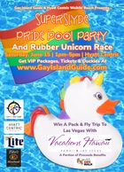 Paradise Pride Pool Party, SuperSlyde Pool Party, Honolulu Aids Walk, Gay Pool Party, Waikiki, LGBT