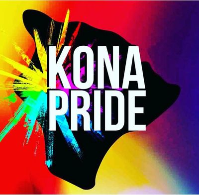 Kona Pride, Hawaii Pride, Gay Pride Hawaii, Paradise Pride, Hawaii Island, Gay, LGBTQ Pride, LGBT