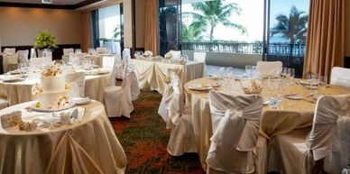 Gay Wedding Reception Waikiki, Oahu Gay Wedding Reception Venue, Waikiki Gay Wedding Venue, Wedding