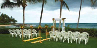 Gay Outdoor Wedding, Hawaii Wedding Sites, Gay Hawaii Wedding Venue, Best Hawaii Gay Wedding Site
