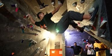 Volcanic Rock Gym, Hawaii Gay Rock Climbing, LGBT Rock Climbing, Gay Hawaii Rock Climbing, LGBT Fun
