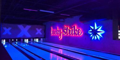 Lucky Strike Social, Honolulu Gay Indoor Fun, Oahu LGBT Indoor Fun, Gay Hawaii Fun, LGBT Bowling