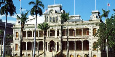 Iolani Palace, Gay Things to Do Oahu, LGBT Things To Do Honolulu, Hawaiian History, Palace, Honolulu