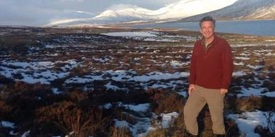 Nigel Marven in Scotland