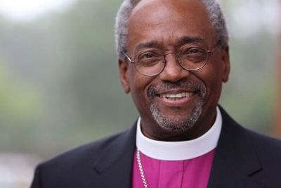 The Most Rev. Michael Curry, 27th and current presiding bishop and primate of The Episcopal Church